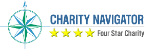 Charity Navigator: Four Star Charity