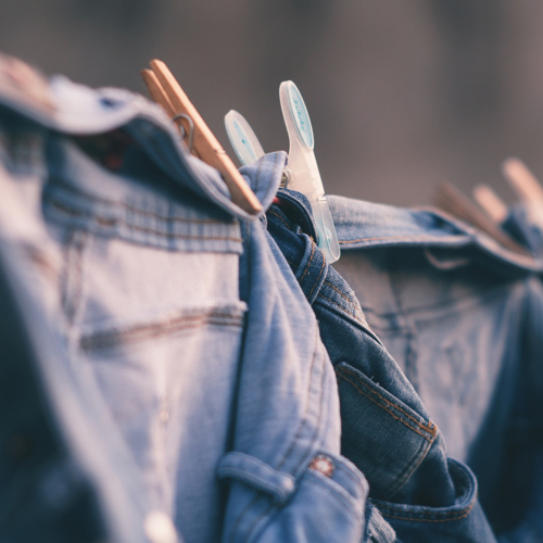 Saving Water Is on Trend in the Apparel Industry