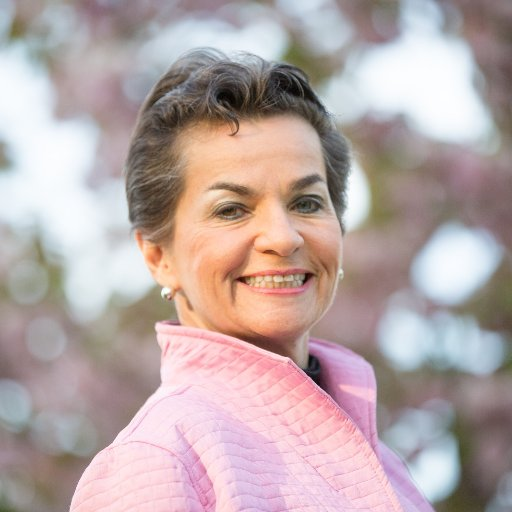 Christiana Figueres, Former Executive Secretary of the UNFCCC